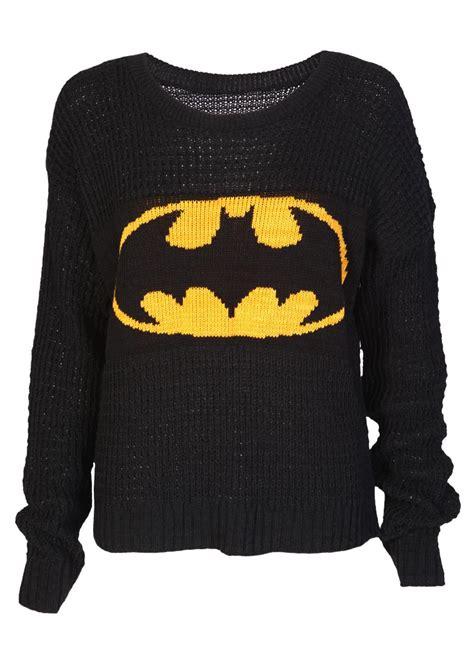 knitting pattern batman jumper batman knitted jumper womens clothing sale womens