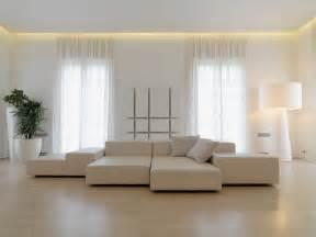 Interior Design Home Photo Gallery White Leather Sofa Minimalist Interior In Tuscany Italy