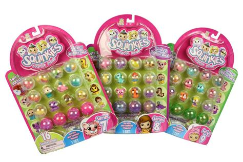 8 Squinkies On Every Wish List by Squinkies Giveaway A Tiny In Every One Ends 01 14