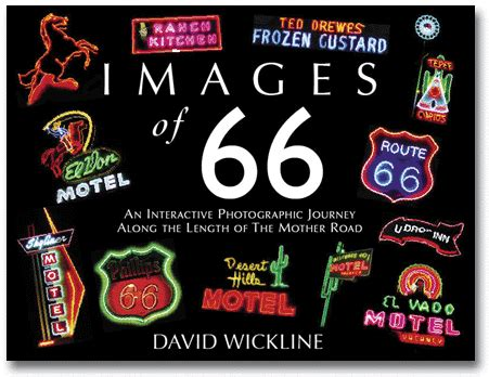 route 66 kicks books images of 66 an interactive journey along the length of