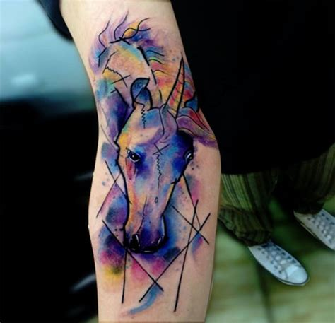 81 unicorn tattoos where magic and mysticism meet
