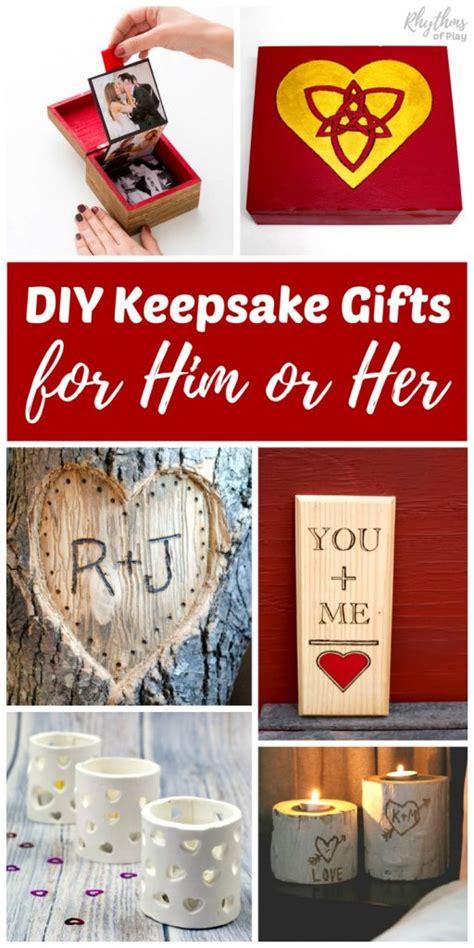 gifts for him diy diy keepsake gifts for him or rhythms of play