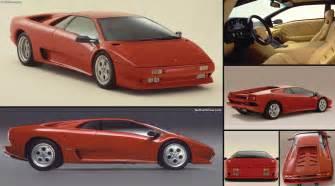 Lamborghini Diablo Concept Lamborghini Diablo 1990 Pictures Information Specs
