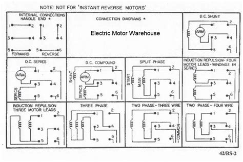 single phase reversible motor wiring diagram leeson