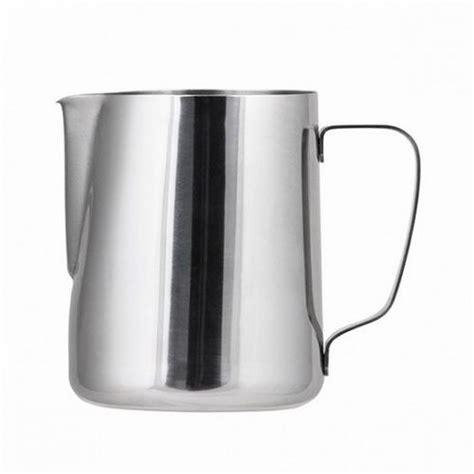 Milk Jug Professional Latte Coffee Latte Cappuccino 350ml 1 image gallery latte milk pitcher