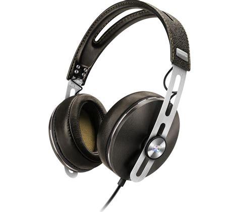 Headphone Headset Stereo Sennheiser sennheiser momentum 2 0 i headphones brown deals pc world