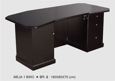 Meja Olympic 1 2 Biro meja donati melamic series furniture kantor