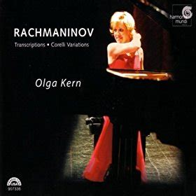 Olgas Gift Card Balance - amazon com rachmaninov transcriptions corelli variations olga kern and sergei