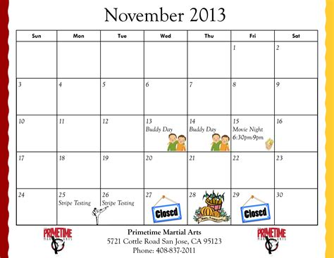Thanksgiving 2013 Calendar 6 Best Images Of Printable November 2013 Thanksgiving
