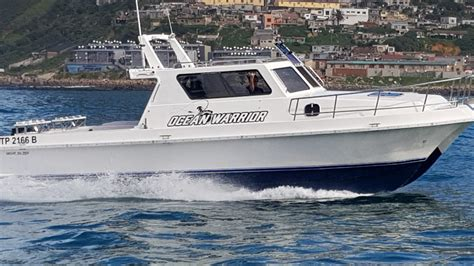 deep sea fishing boat charter deep sea fishing charters cape town 187 35 foot fishing