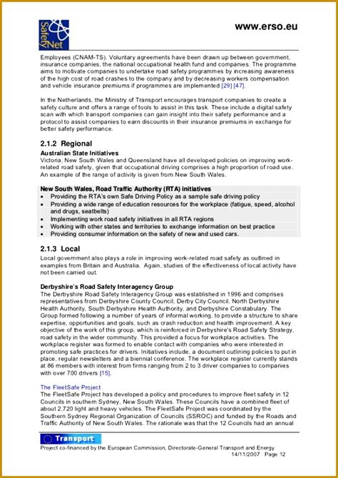 Transport Flyer Design Of A Flyer For A Transportation Company Page 53 Page 63 Eld Guidance Eld Policy Template