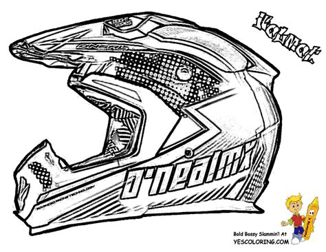 Rough Rider Dirt Bike Coloring Pages Dirt Bike Free Motocross Coloring Pages