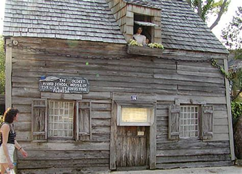 Oldest House In America by The Oldest House