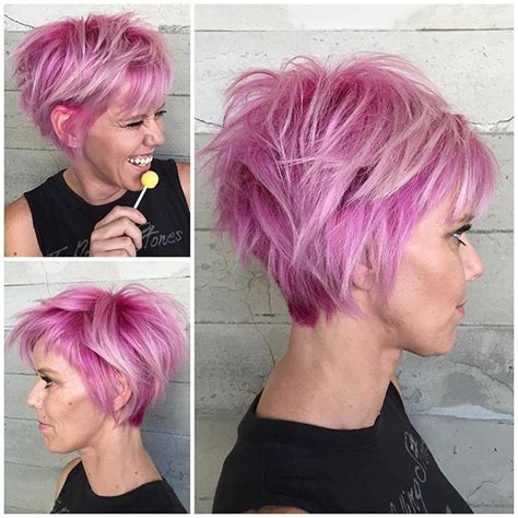 quick and easy edgy hairstyles 185 best kapsels 33 met mooie kleuren images on