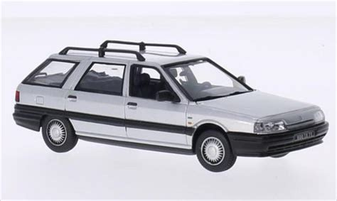 renault 21 nevada gris 1986 norev coches miniaturas 1 43