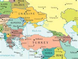 caucasus map turkey and the south caucasus prospects and challenges
