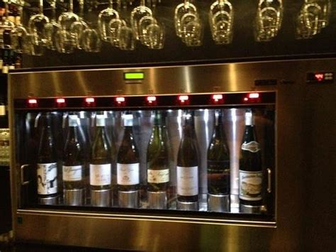 The Tasting Room National Harbor by Genius Automated Wine Dispensers For The True Diy