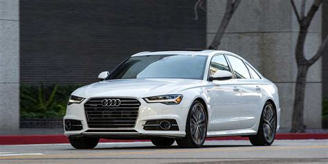 Audi A6 Display by 2018 Audi A6 S6 Vehicles On Display Chicago Auto Show