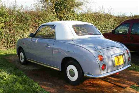 nissan figaro bumpers for sale nissan figaro lapis grey car for sale