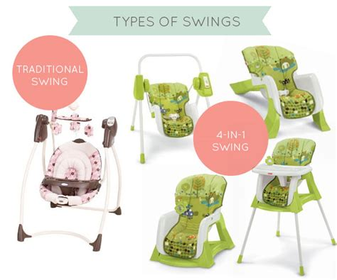 types of swings baby playtime the essentials tyckled tales