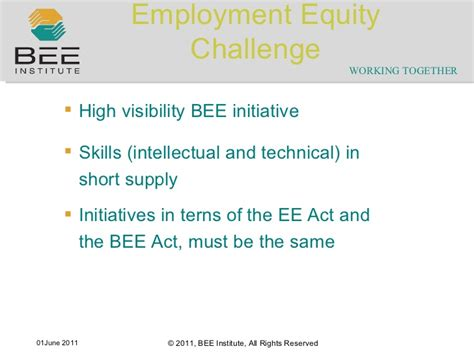 appointment letter employment equity manager employment equity forum