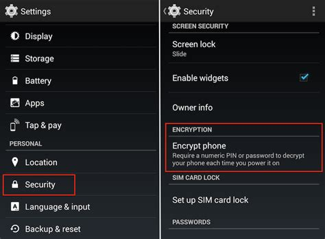 encrypt android the best way to completely wipe your android device cnet