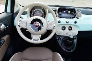 Fiat 500 Interior Fiat 500c 2015 Facelift Pictures Auto Express