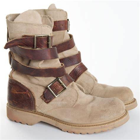 ch zambia vintage shoe company safari boots vintage