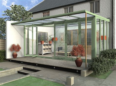 the conservatory by sky discussing home - Ultraframe Veranda
