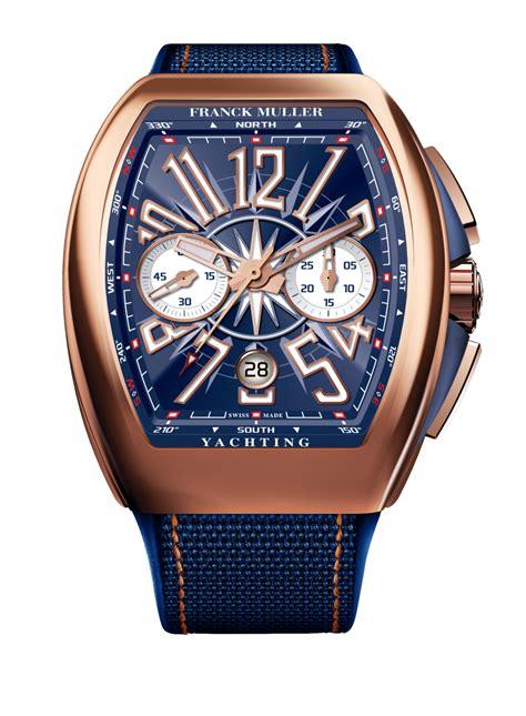 Franck Muller Vanguard vanguard franck muller haute horlogerie watches