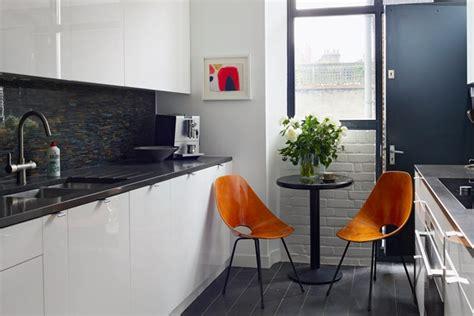 black and white kitchen amp fifties furniture kitchen