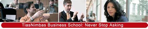 Top Ranked Executive Mba Programs by Tiasnimbas Business School Mba Emba And International