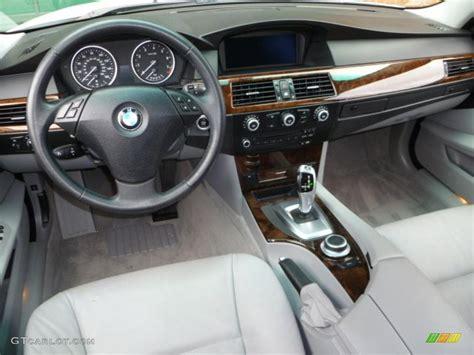 Bmw Grey Interior grey interior 2008 bmw 5 series 535i sedan photo 45000510 gtcarlot