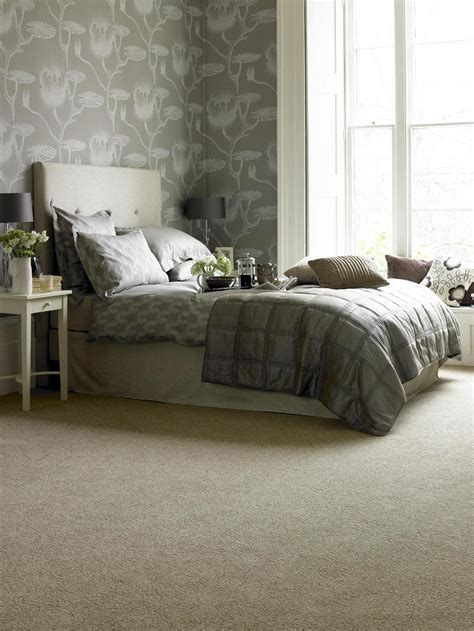 Bedroom Carpet Wool Cormar Carpets New Berber Twist Range From