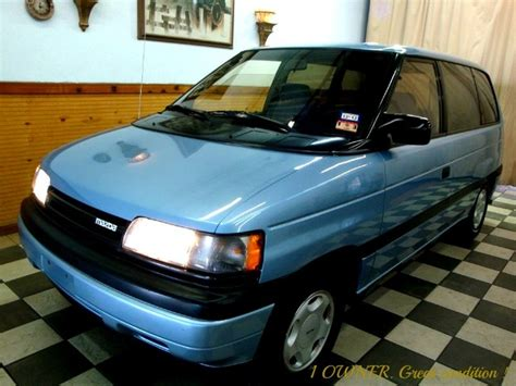 1990 mazda mpv information and photos momentcar 1990 mazda mpv information and photos momentcar