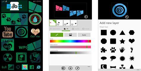 tile pattern app new app tile editor 8 1 launches for windows phone win a