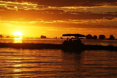boat cruise maun botswana lodge safari to delta chobe vic falls