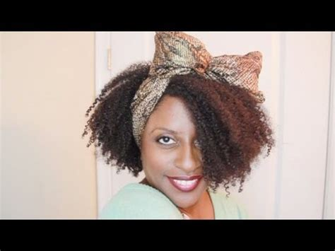 80s hair styles with scarves 44 80s hair scarf bow on quot natural hair quot whitney