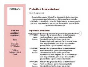 Plantilla De Curriculum Vitae Para Docentes 100 Modelos Y Plantillas De Curr 237 Culum Vitae Para Descargar Gratis En Word Cursosmasters