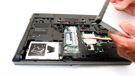 resetting hp hard drive add a 2nd hdd or ssd to hp probook 6560b 6565b 6570b