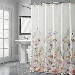 Bed Bath Beyond Shower croscill 174 pressed flowers shower curtain bed bath amp beyond
