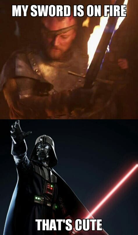 Star Wars Game Of Thrones Meme - star wars vs game of thrones subreddit is awesome wired