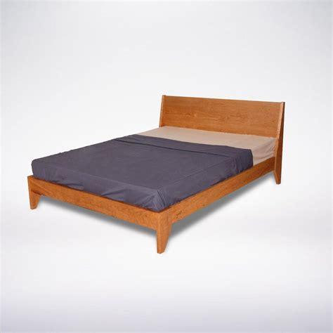 futon deutschland modern quot two quot platform bed handmade mid century modern bed