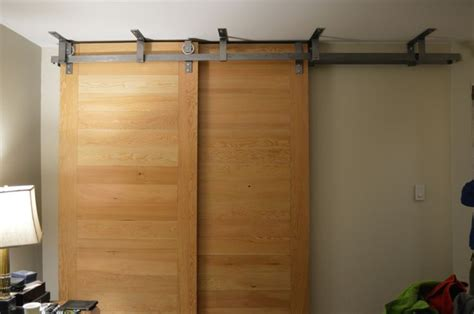 Bi Pass Closet Doors Pin By Goatgear On Interior Sliding Barn Doors Pinterest