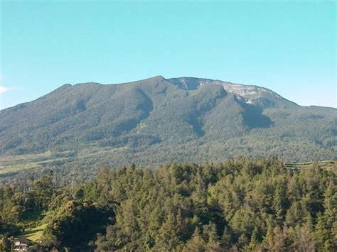 gede vulkan wikipedia