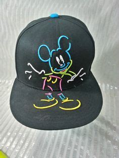 Topi Snapback Mickey Mouse T0210 mickey mouse tattoos mickey mouse and minnie mouse mickey mouse tats