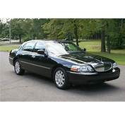Lincoln Town Car Chauffeured New Jersey  Imagine