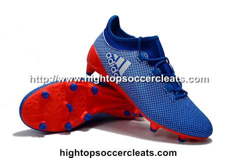 adidas x 17 1 adidas x 17 1 fg all red shoes