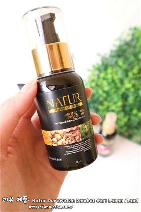 Serum Rambut Natur review natur perawatan rambut dari bahan alami im piccha