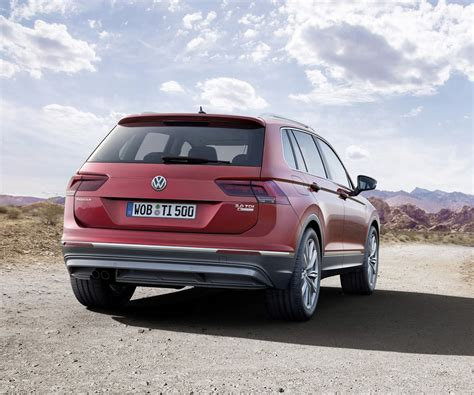volkswagen models 2018 completely new volkswagen vw tiguan 2016 redesign and